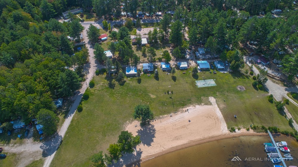 Ossipee Lake Campground – Welcomes You